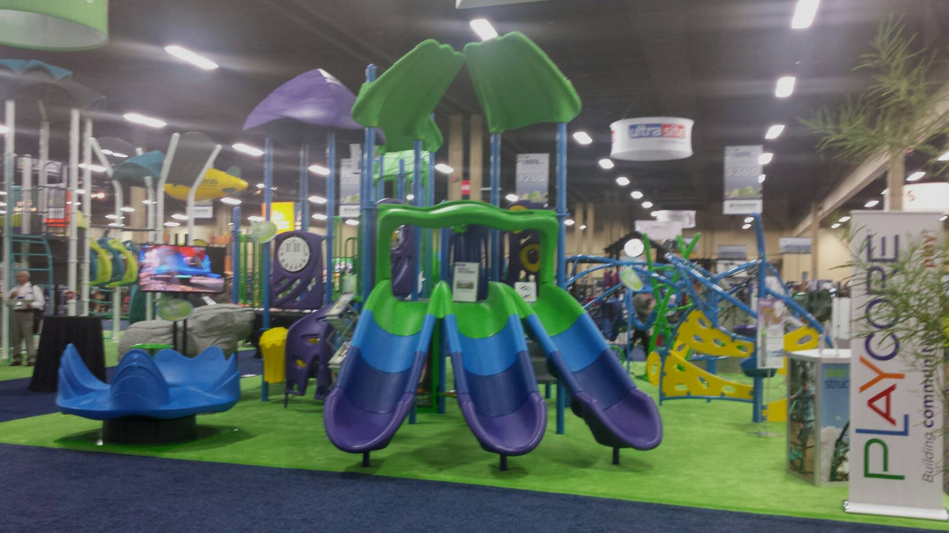 Early Childhood Playground Equipment & Toddler Playground