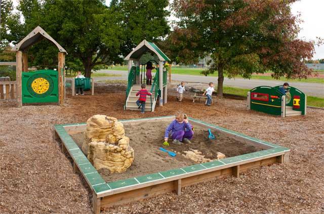 Early Childhood Playground Equipment Amp Toddler Playground