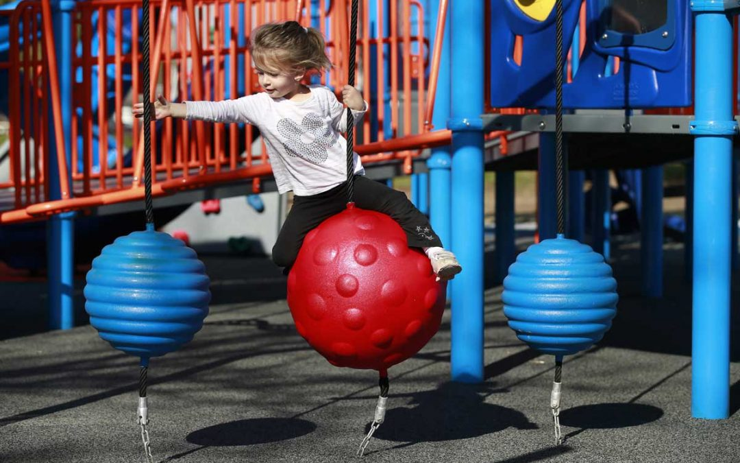The Role of Playgrounds in Child Development