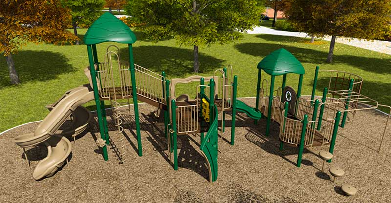 Playgrounds available with the 2018 Q1 promotion