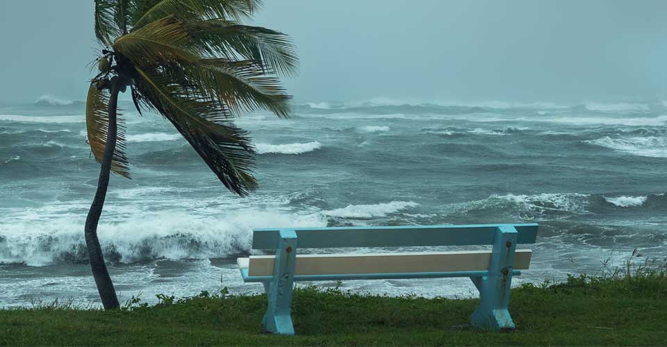 Hurricanes and Playgrounds