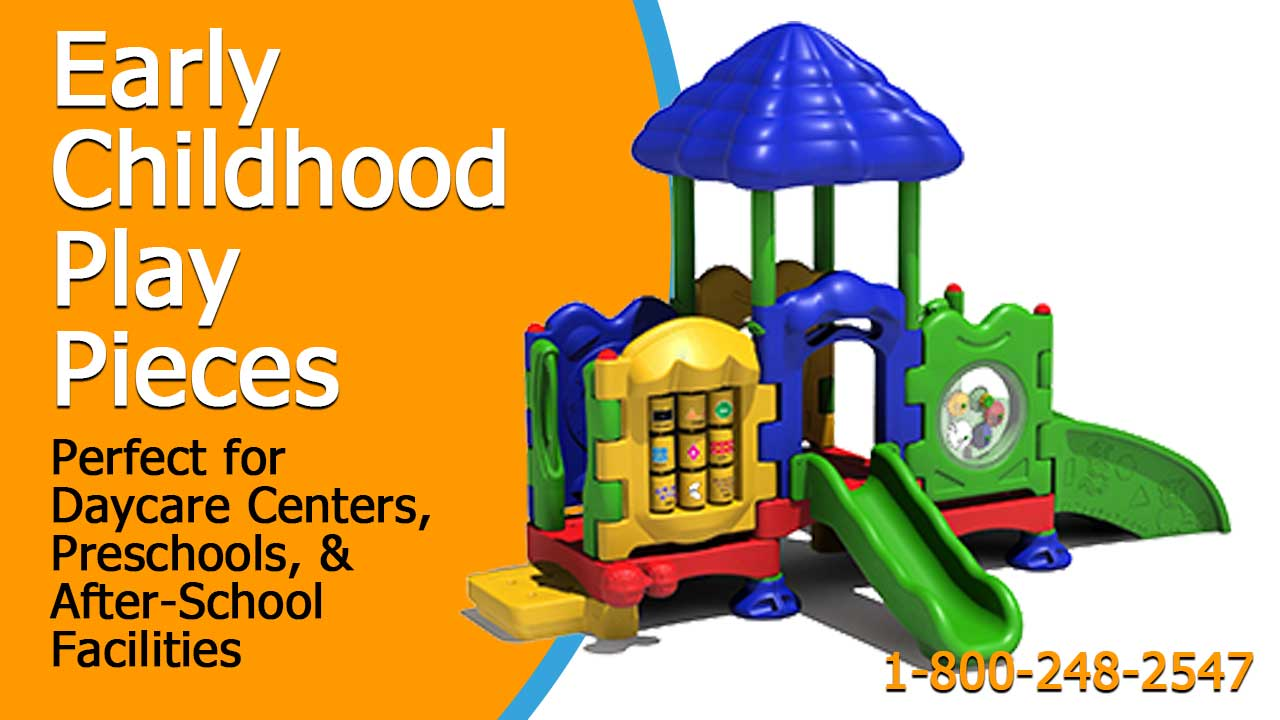Early Childhood Playgrounds from Bliss Products and Services