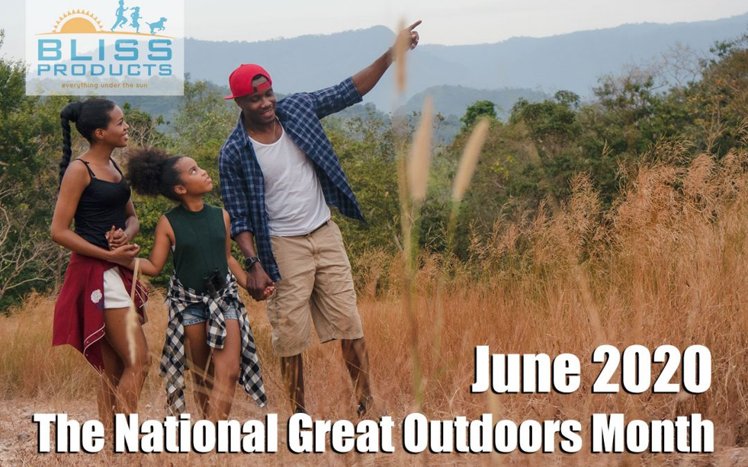 The National Great Outdoors Month