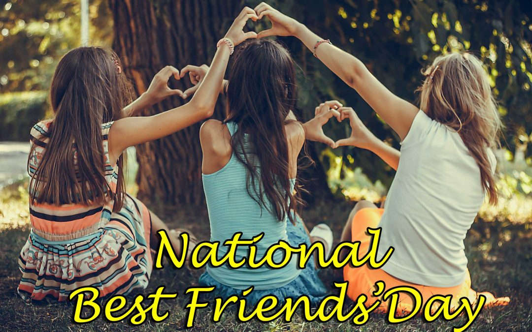 National Best friends' Day