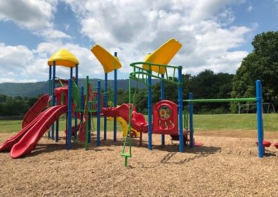 Valley View Elementary School new playground