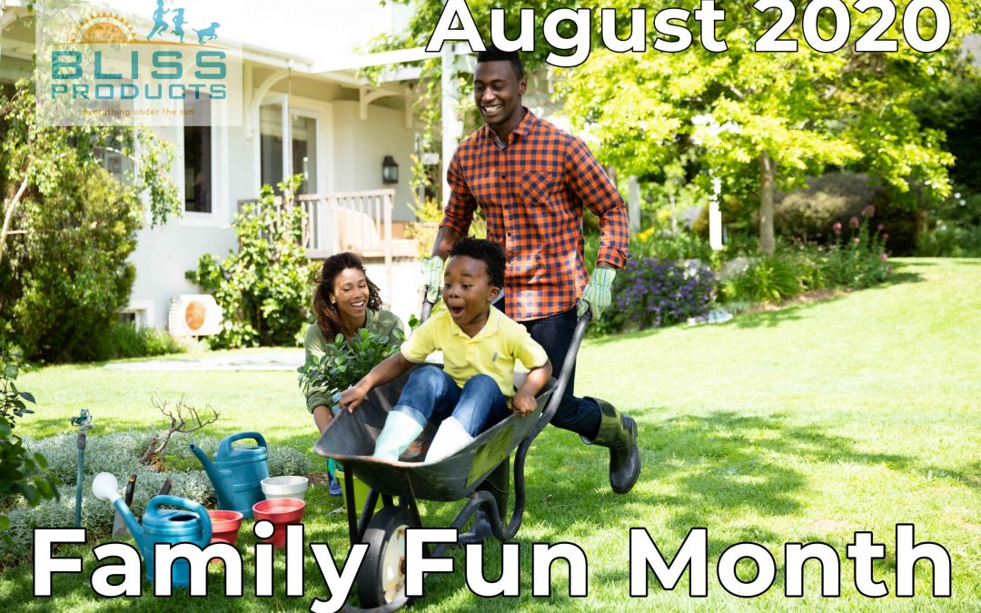 Family Fun Month