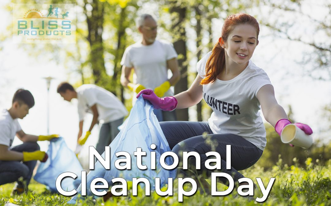 National CleanUp Day 2020