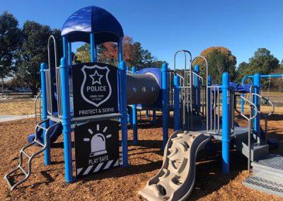 Virginia Beach 4th Precinct Playground