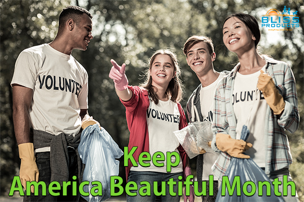 Keep America Beautiful Month