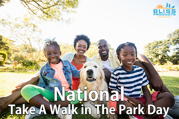 National Take A Walk in The Park Day