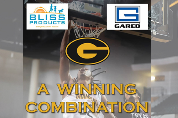 Grambling State University and Gared Basketball Equipment