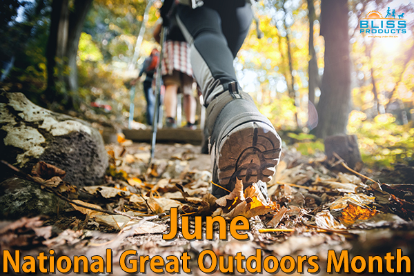 National Great Outdoors Month
