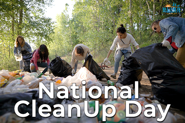 National CleanUp Day 2021